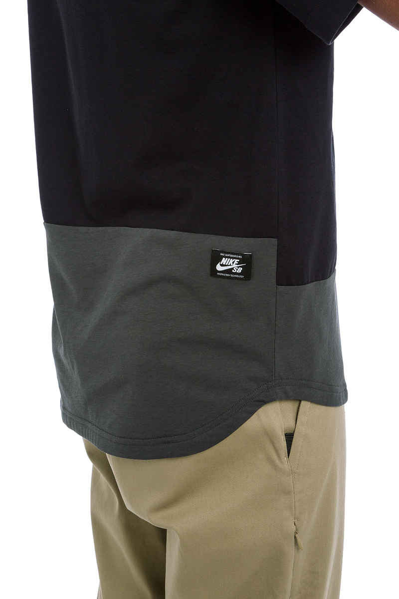 Nike SB Dry T-Shirt (black anthracite)