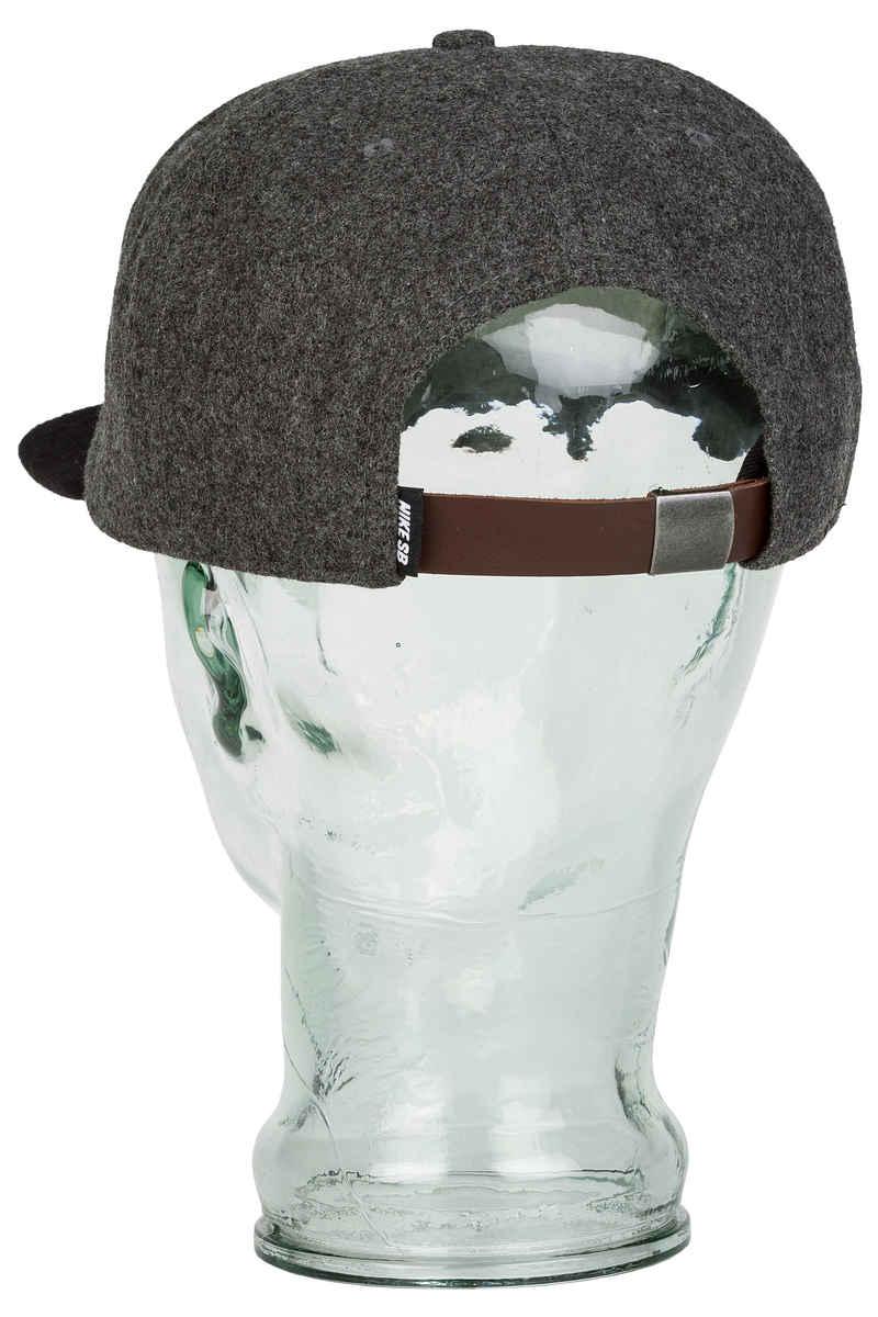 Nike SB Unisex Strapback Cap (carbon heather black)