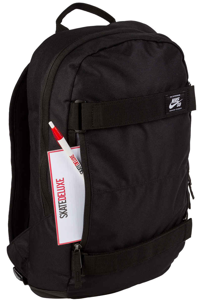 Nike SB Courthouse Backpack 24L (black white)