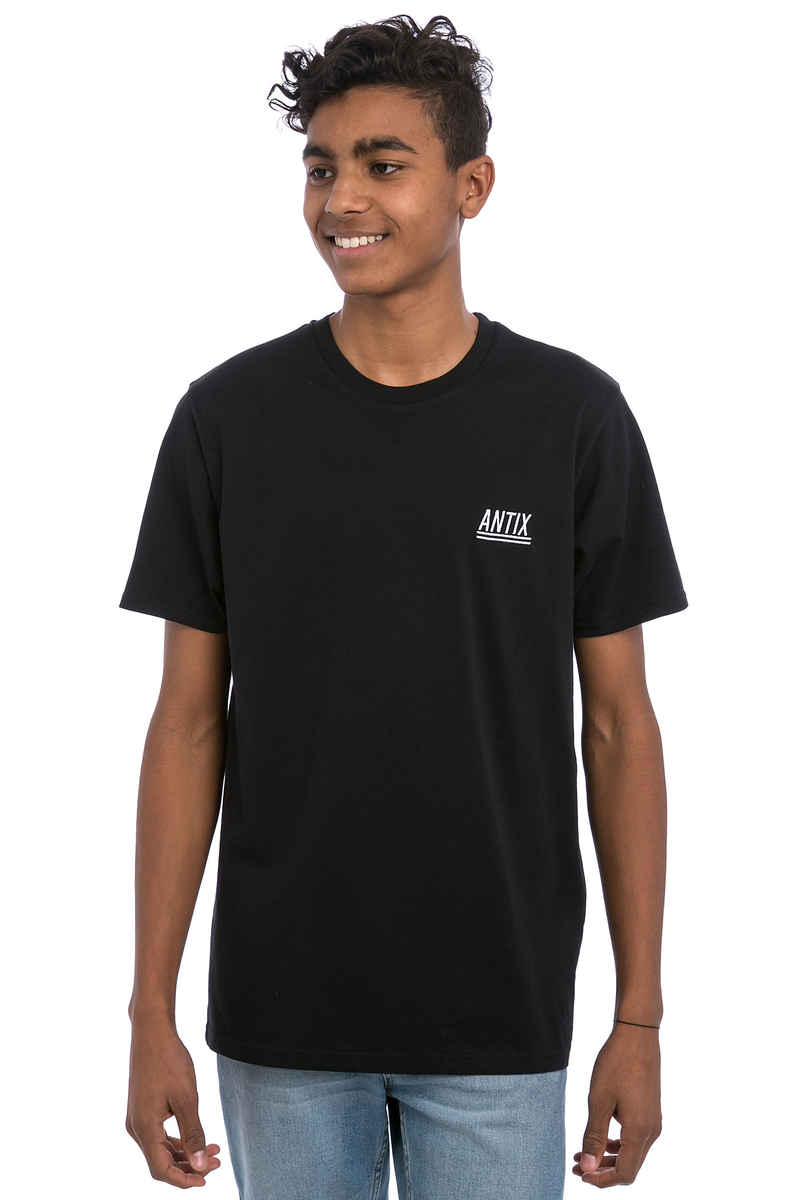 Antix Suture T-Shirt (black)