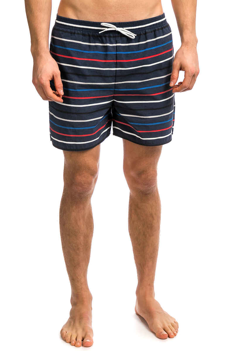 "Forvert Lake Boardshorts 15"" (navy striped)"