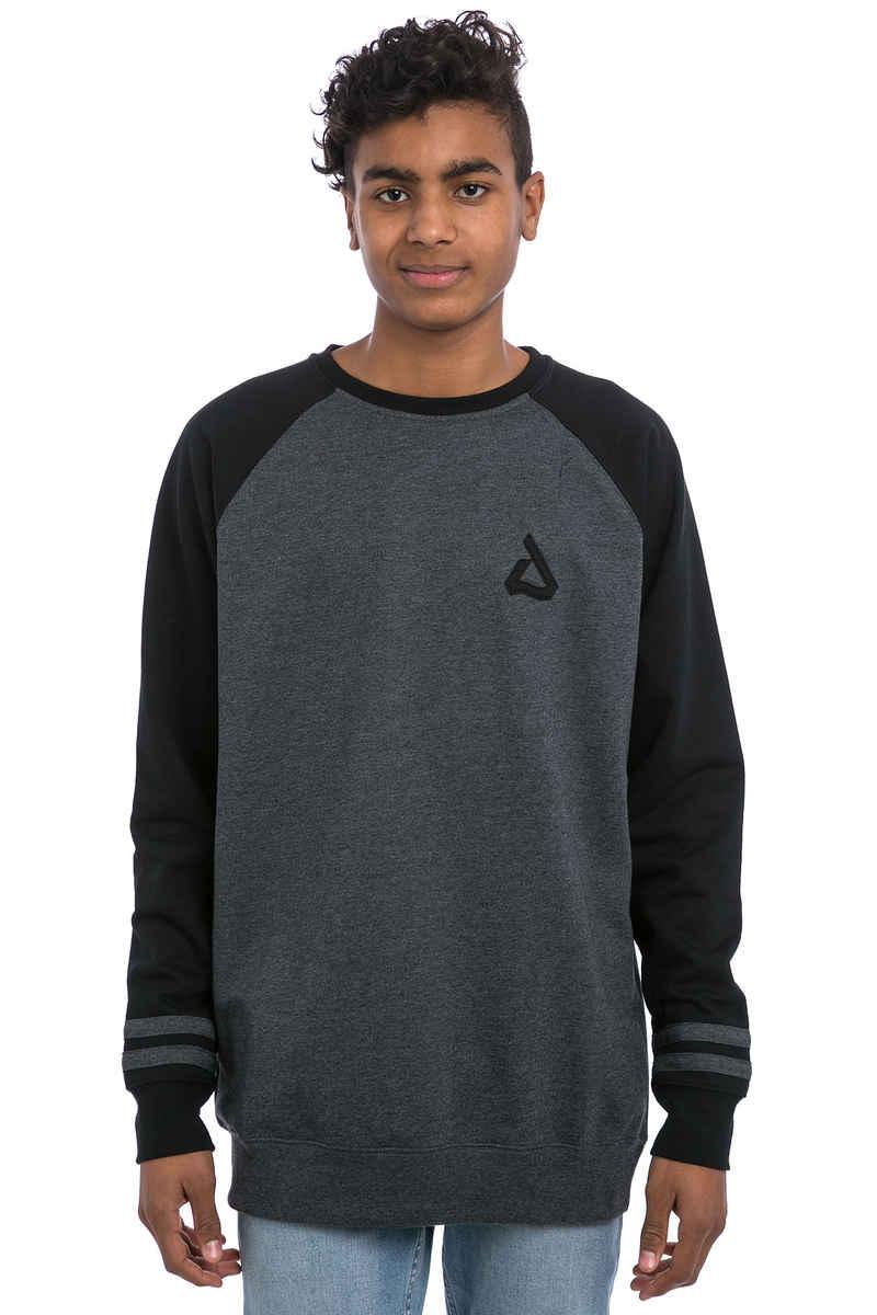 Anuell Pake Sweater (grey black)