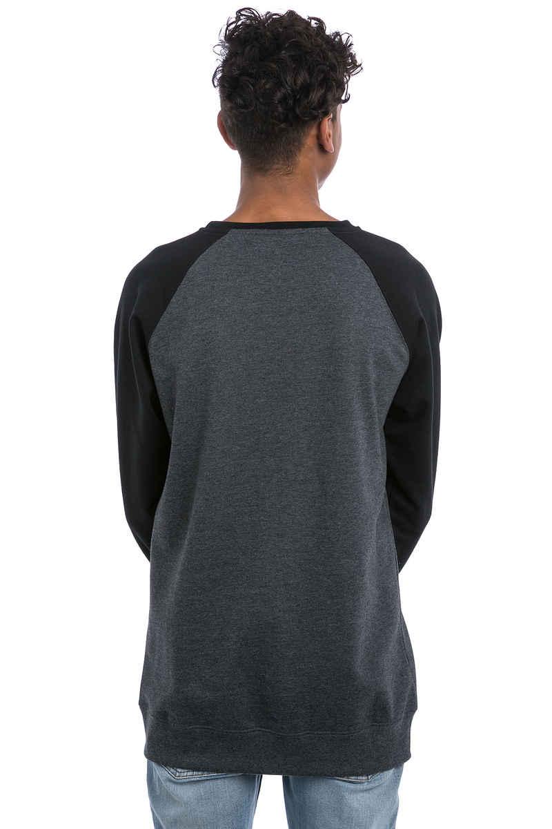Anuell Pake Sweatshirt (grey black)