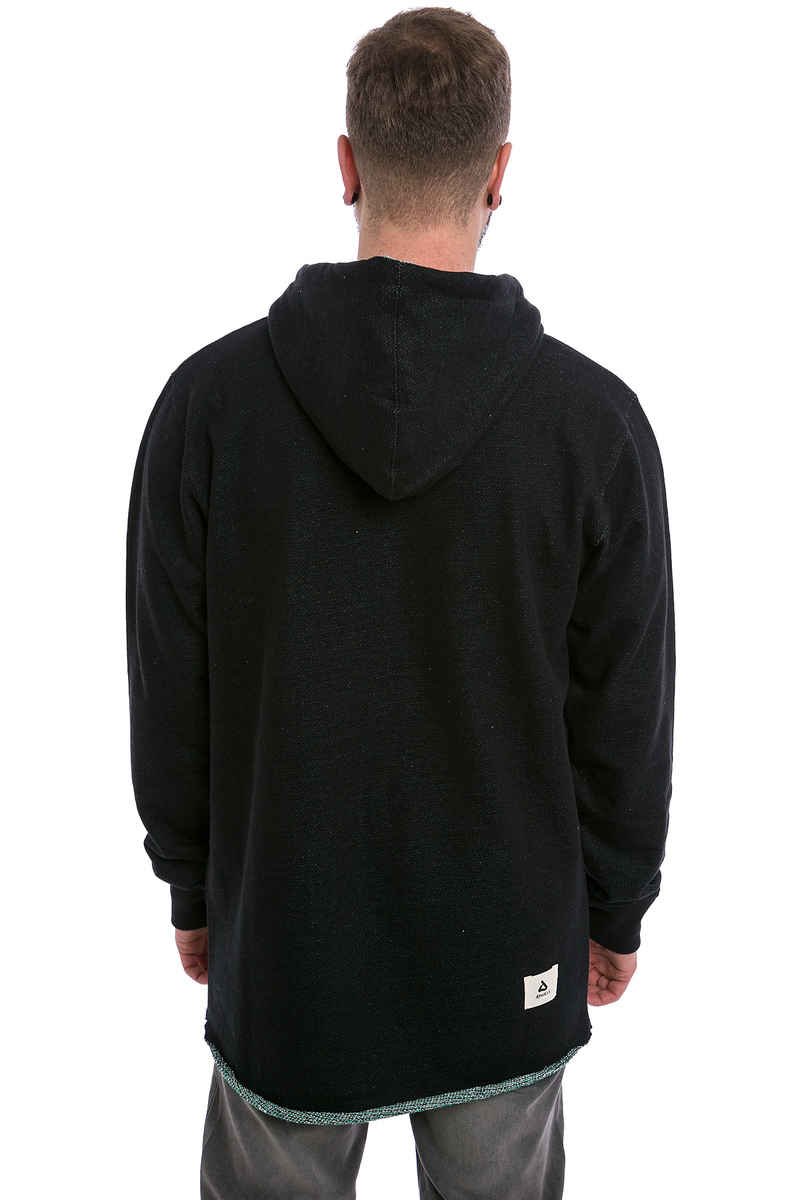 Anuell Filmor sweat à capuche (black)