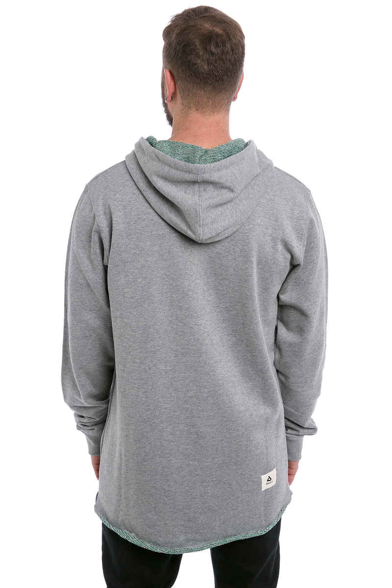 Anuell Filmor Hoodie (light heather grey)