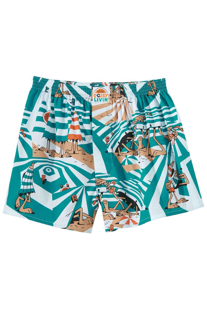 Lousy Livin Underwear Beach Dazzle Boxers (fanfare)