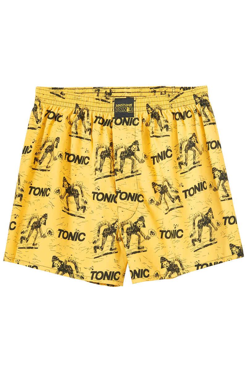 Lousy Livin Underwear Tonic Boxershorts (lemon)