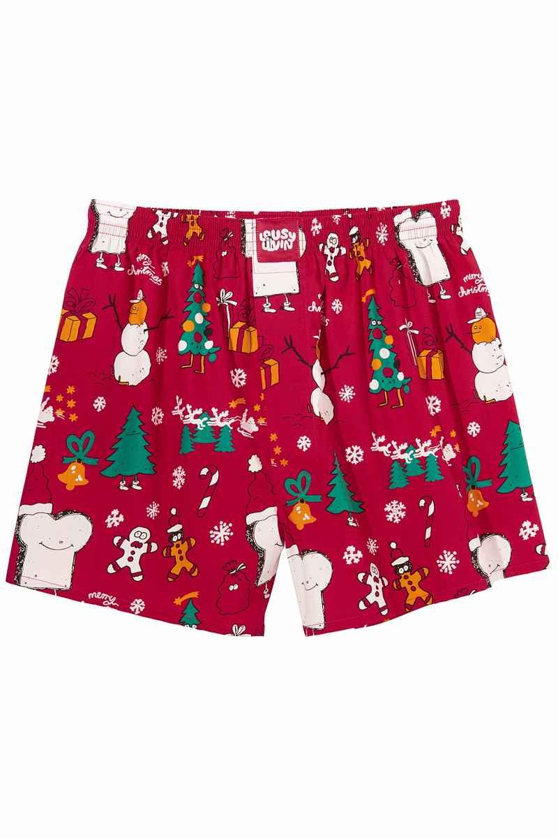 Lousy Livin Underwear Merry Merry Boxer
