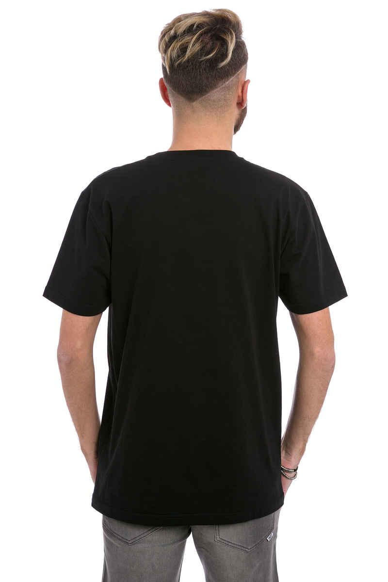 Cleptomanicx Citype T-Shirt (black)