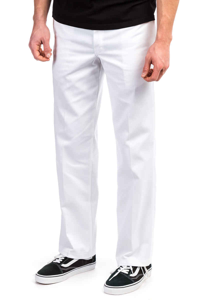 dickies o dog 874 workpant pants white buy at skatedeluxe. Black Bedroom Furniture Sets. Home Design Ideas