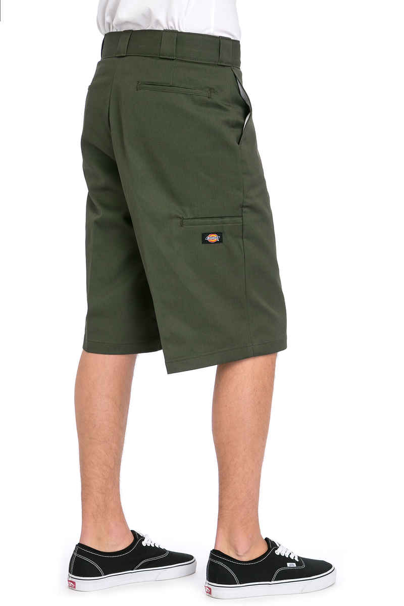 Dickies Multi Pocket Work Shorts (olive green)
