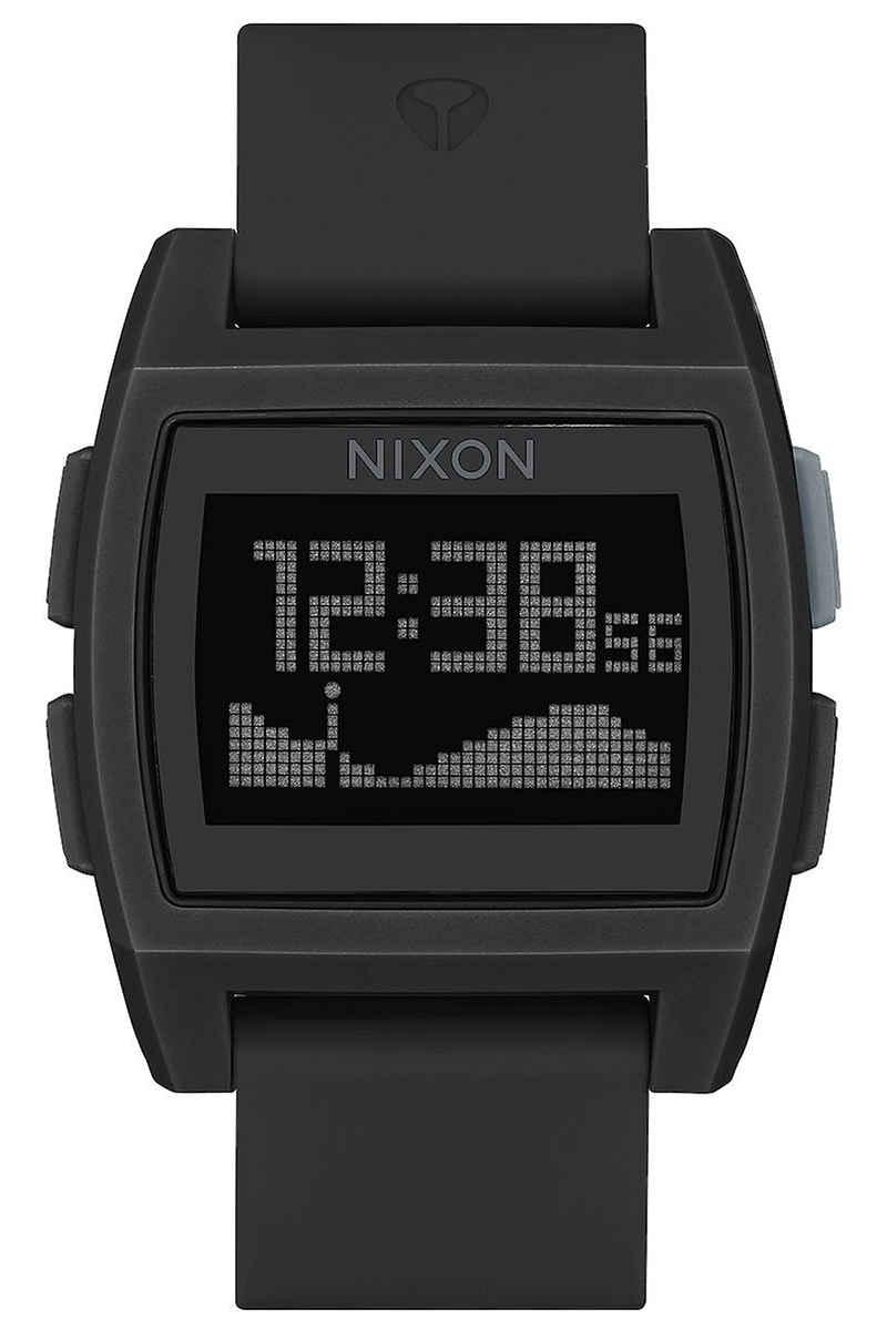 Nixon The Base Tide Watch (all black)