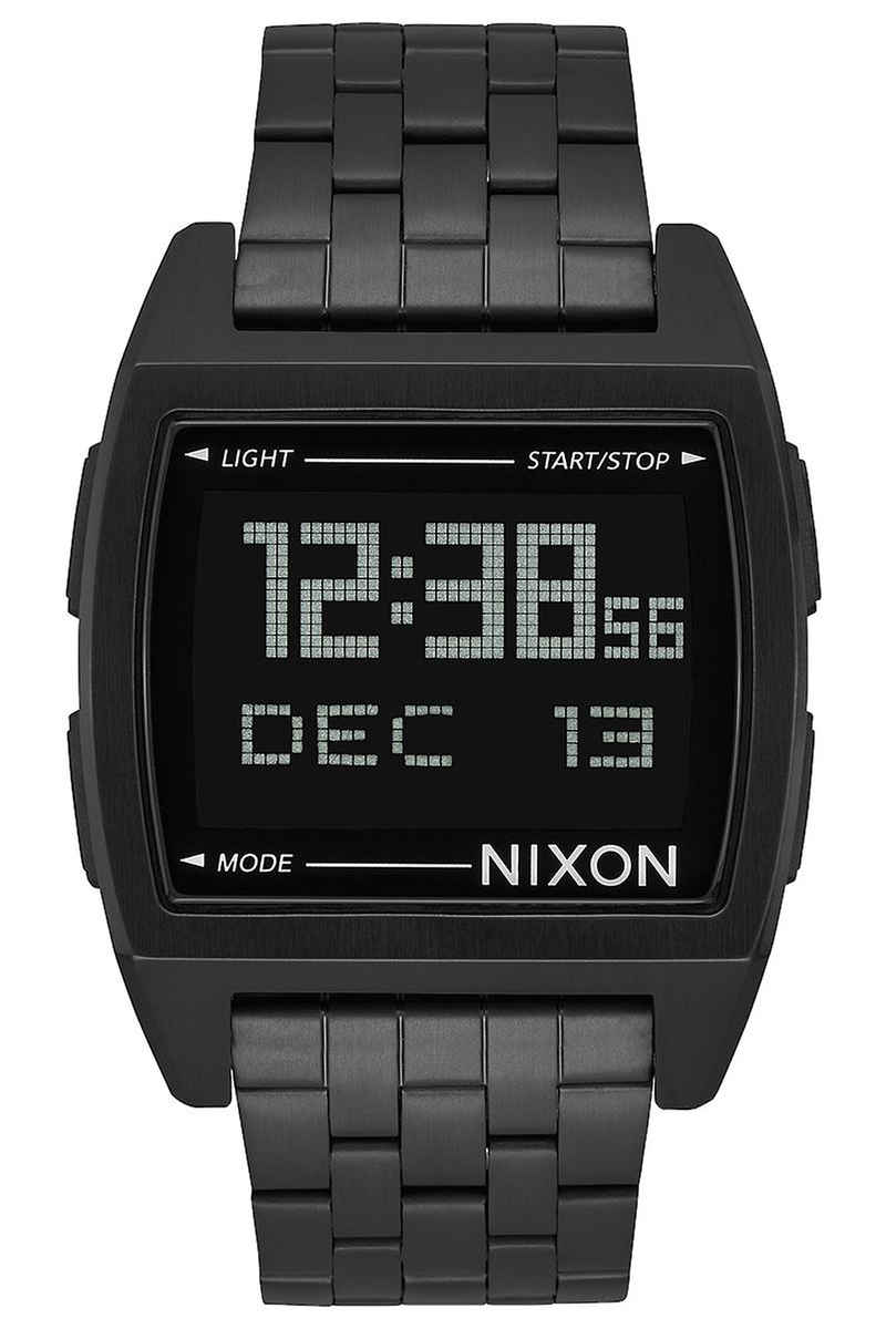 Nixon The Base Uhr (all black)
