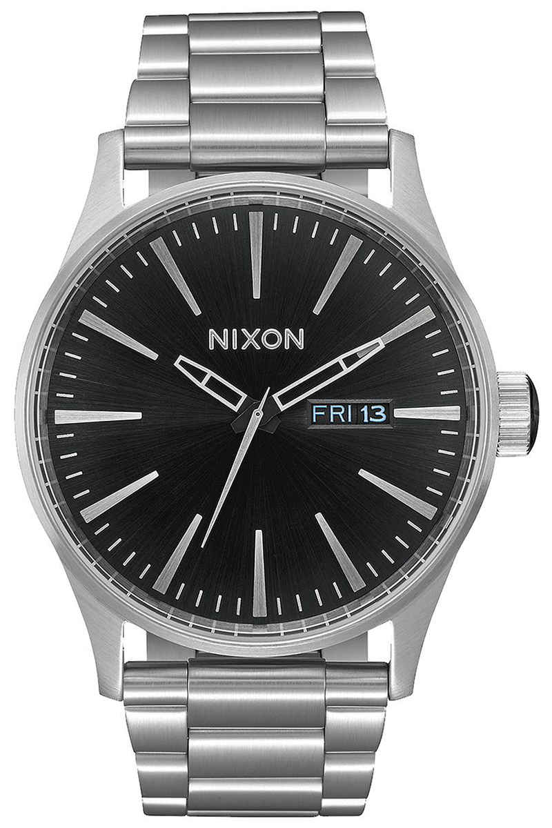 Nixon The Sentry SS Horloge (black sunray)