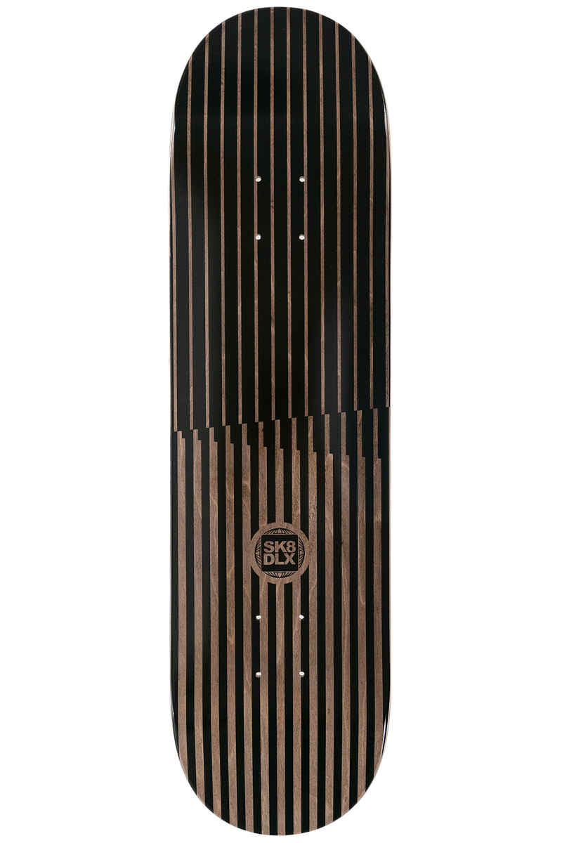 "SK8DLX Figment Series 8.25"" Deck (brown black)"
