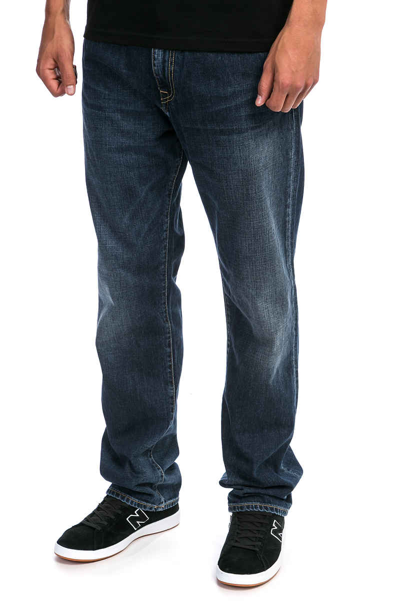 Carhartt WIP Davies Pant Otero Jeans (blue natural dark wash)