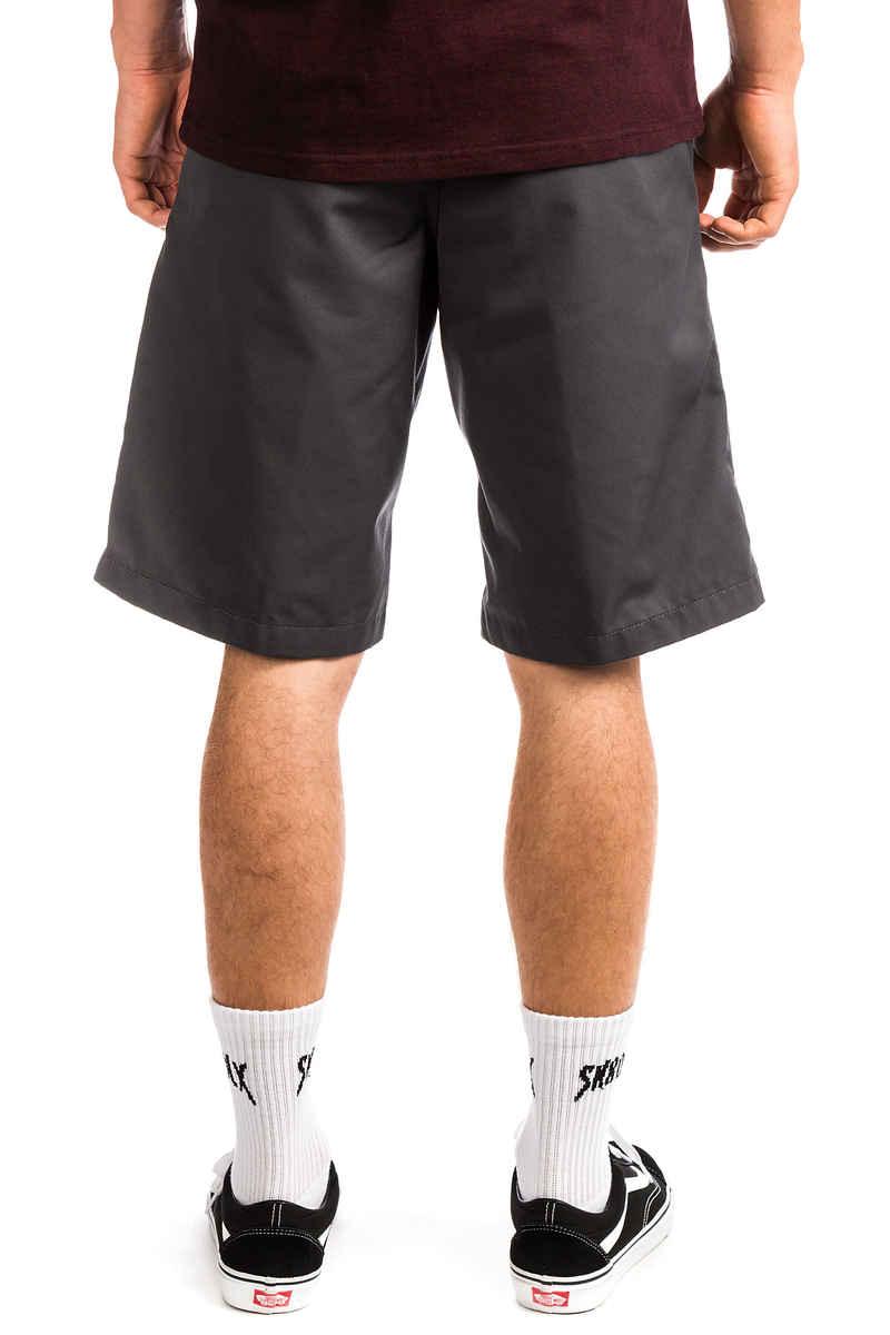 Carhartt WIP Presenter Dunmore Shorts (blacksmith rinsed)