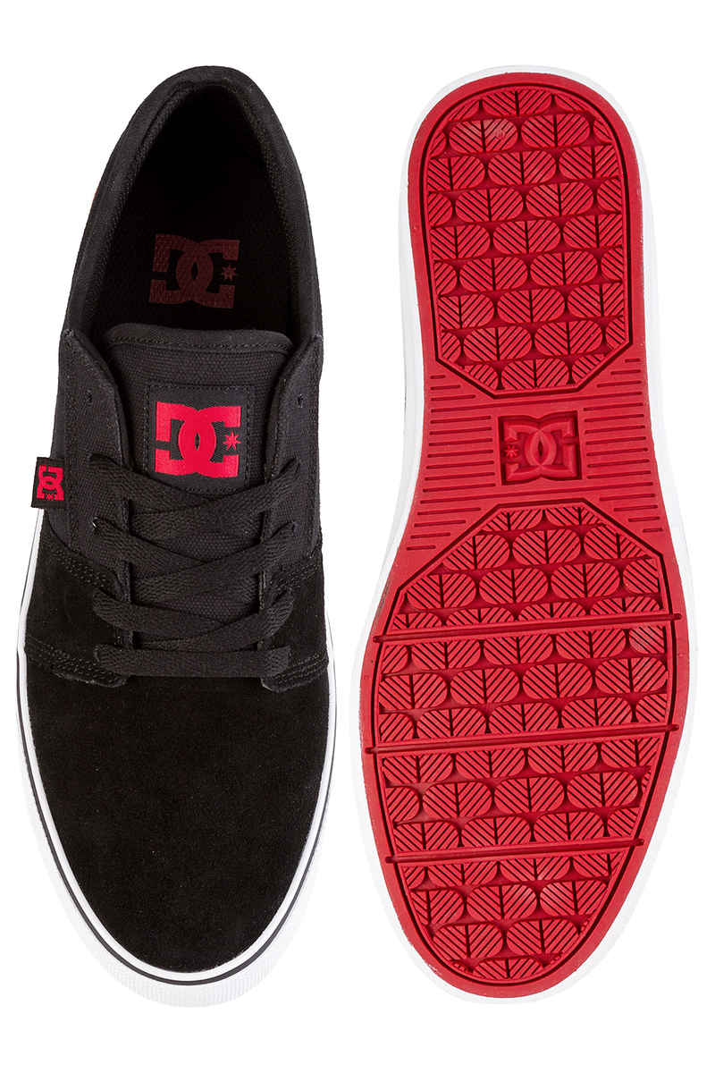 DC Tonik Shoes (black red white)