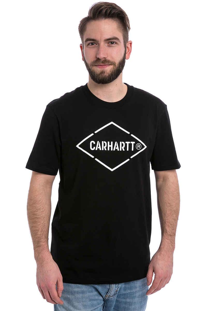 Carhartt WIP Diamond T-Shirt (black white)