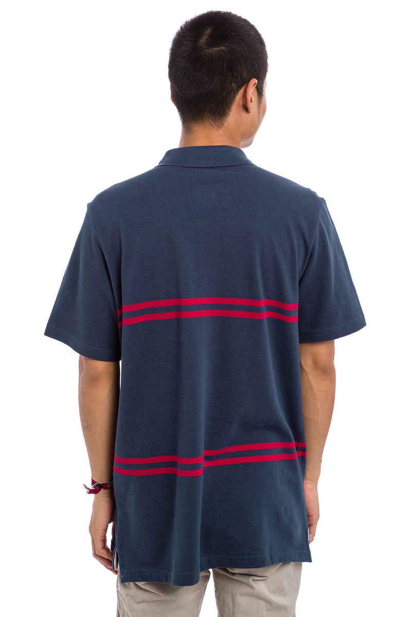 DC Skate Encore Polo-Shirt (black iris)