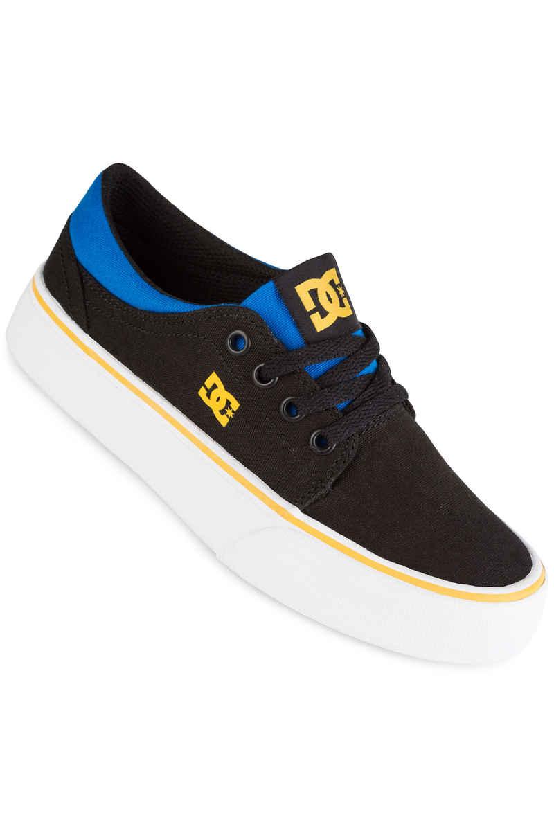 DC Trase TX Schuh kids (black blue grey)