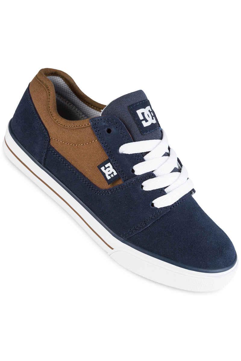DC Tonik Schuh kids (brown blue)