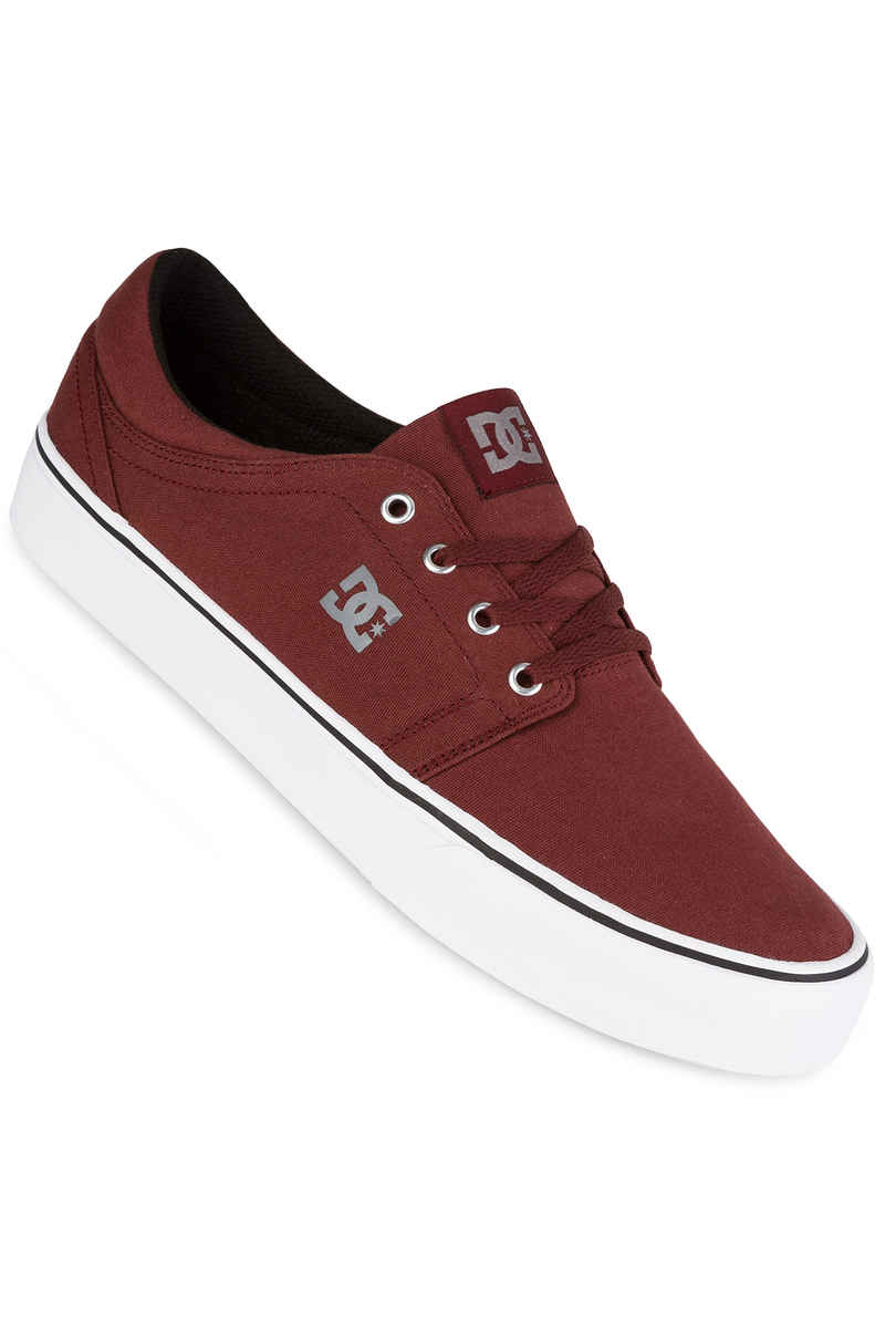 DC Trase TX Shoes (oxblood)