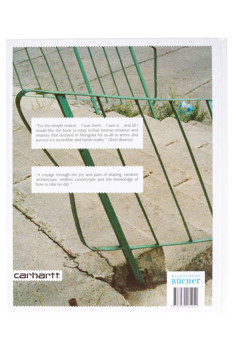 Carhartt WIP Dirt Ollies Boek (multicolor)