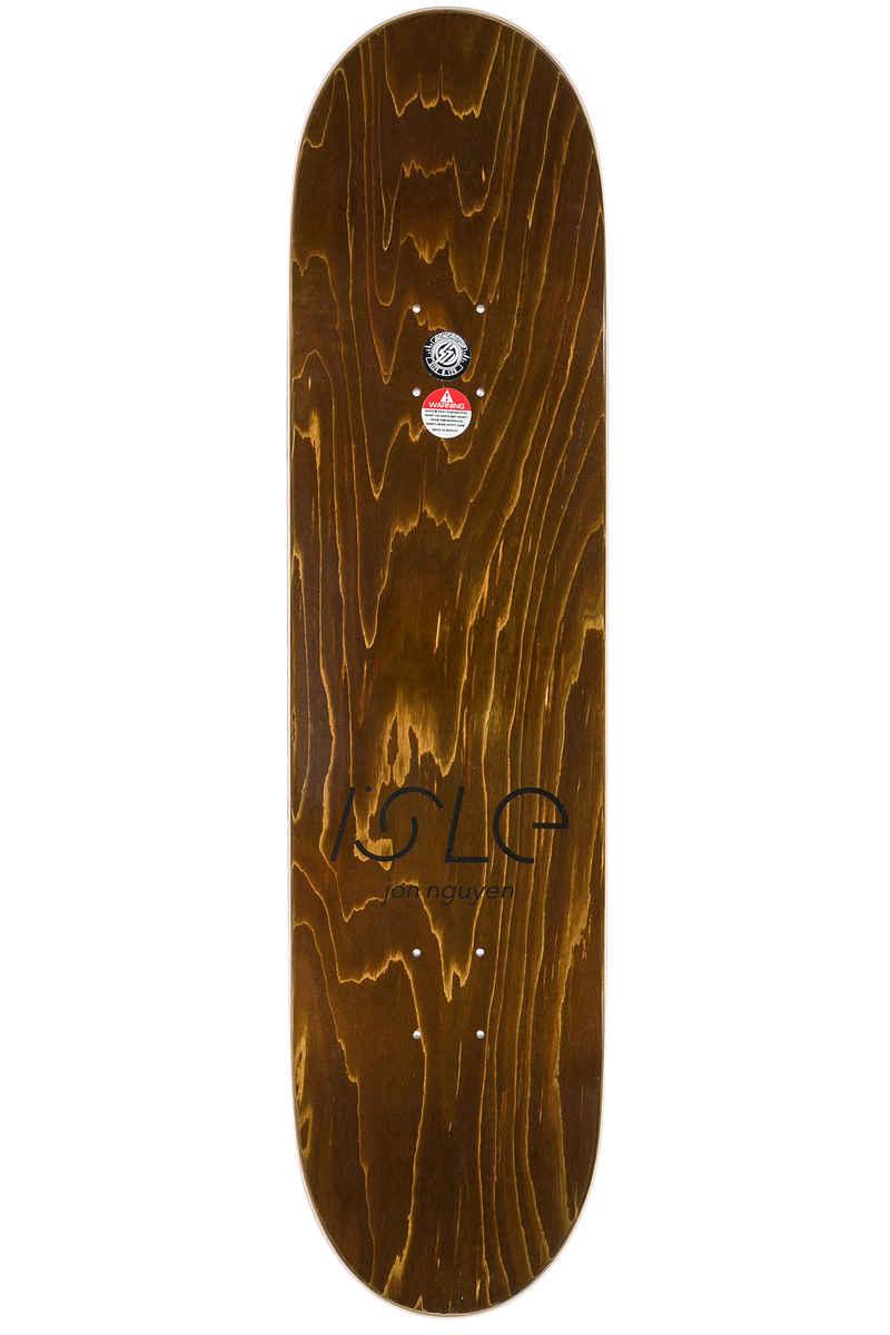 """Isle Skateboards Nguyen Enamel 8.125"""" Tabla (multi)"""