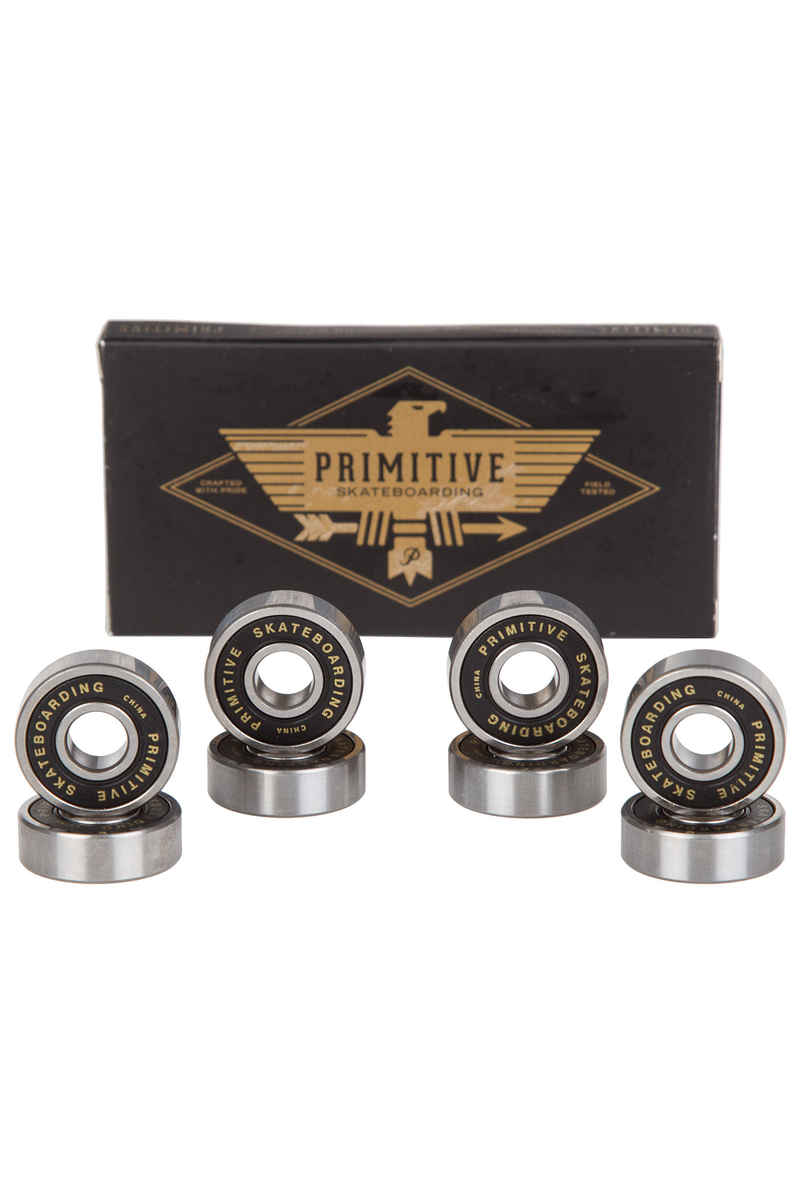 Primitive Premium Kogellagers (black gold)