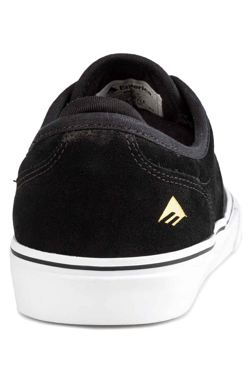 Emerica Empire G6, Color: Black/White, Size: 42 Eu / 9 Us / 8 Uk