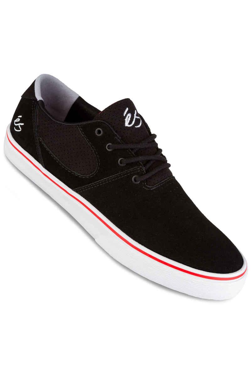 éS Accel SQ Chaussure (black white red)