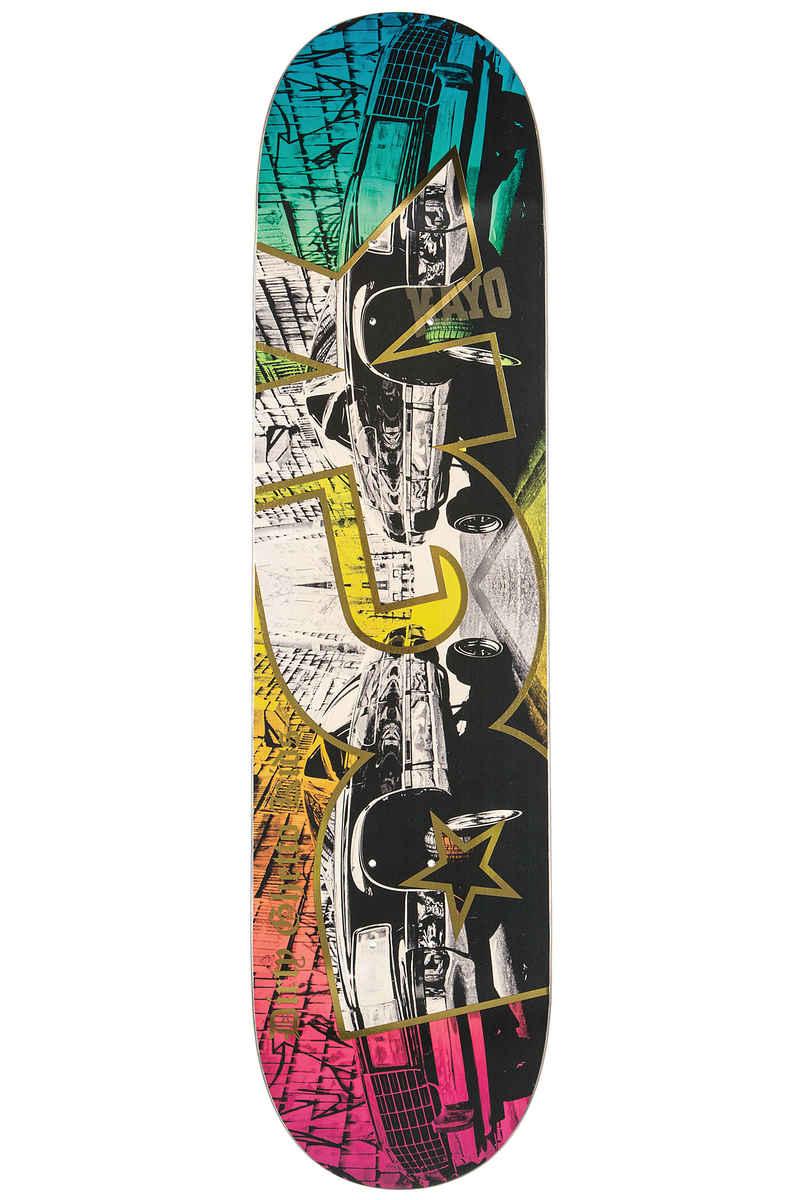 """DGK Skateboards Bounce 8.38"""" Deck (multi)"""