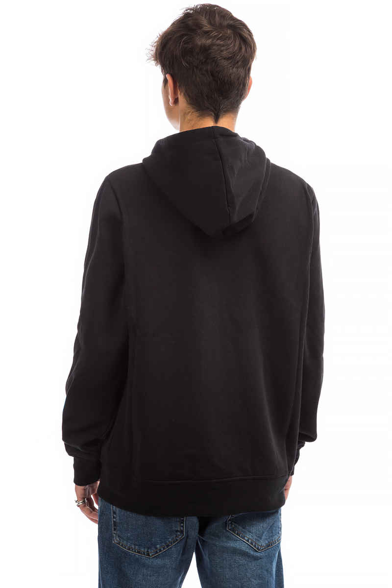 Element Cornell Sudadera con cremallera (flint black)