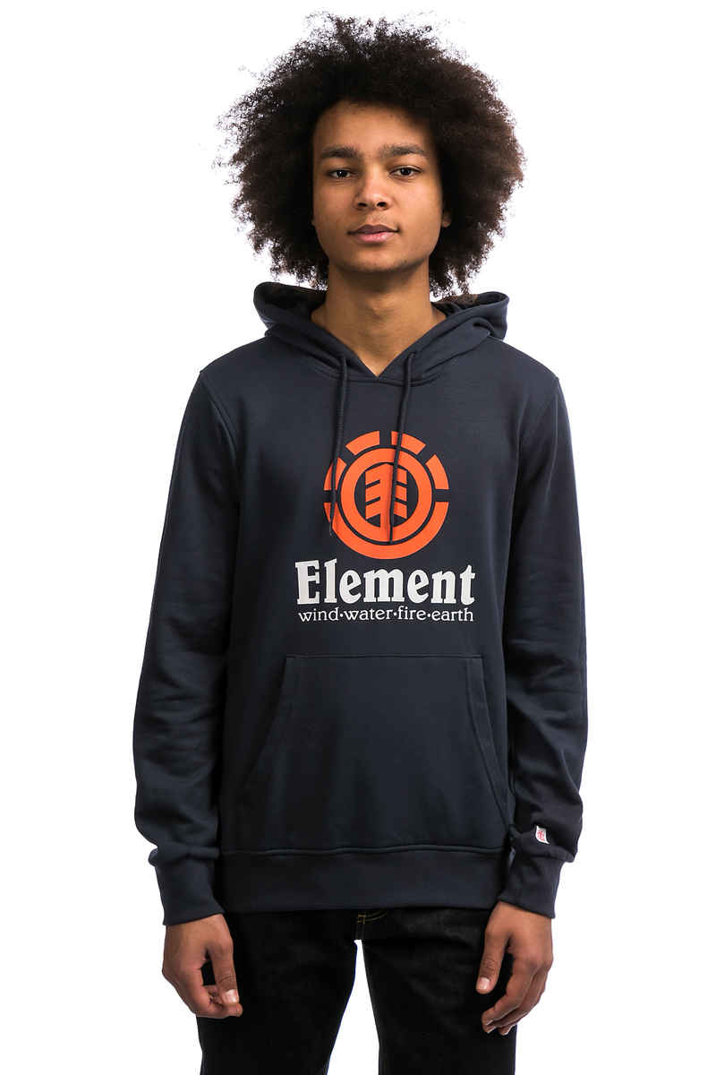 Element Vertical Hoodie  (eclipse navy)