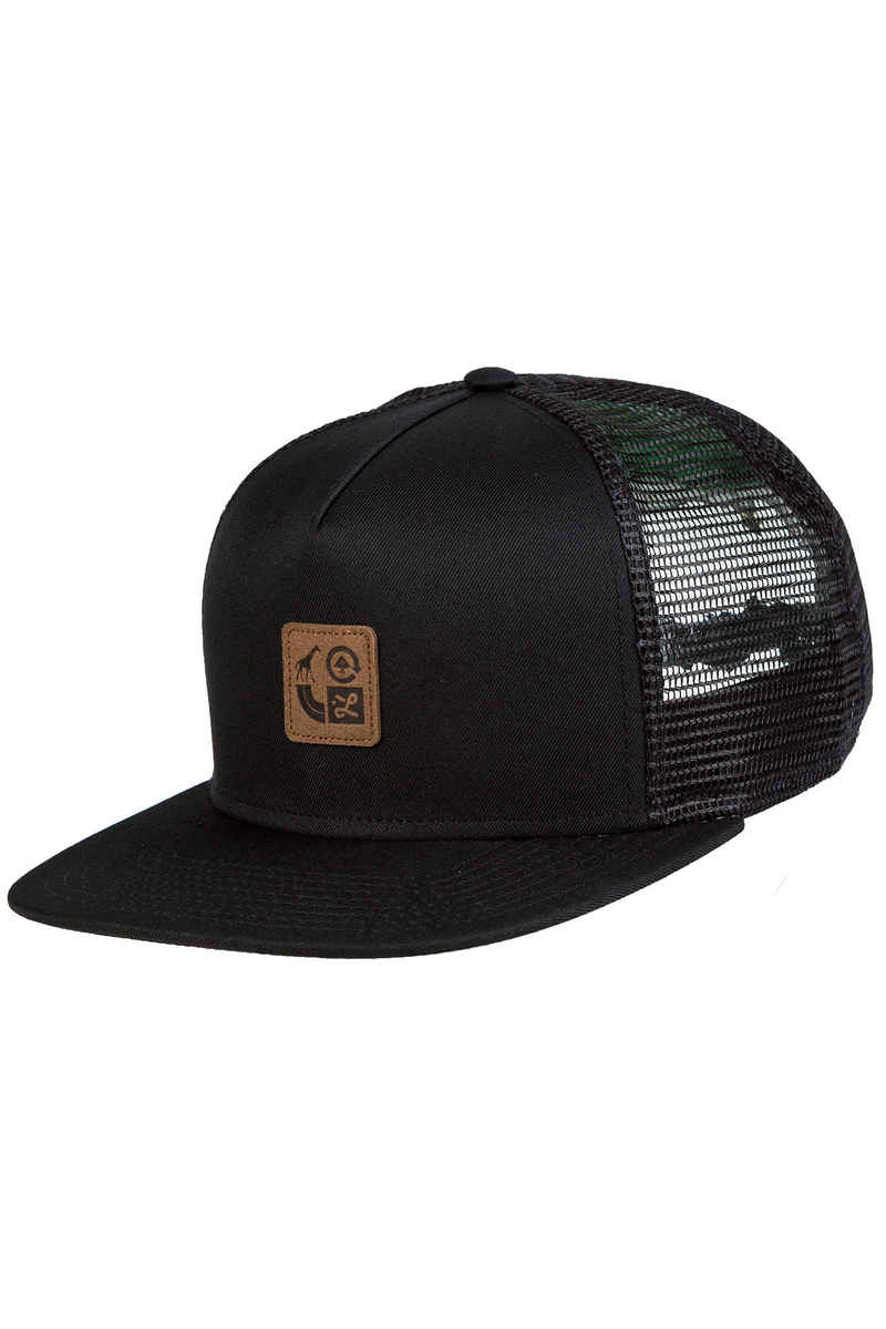LRG Icons Trucker Cap (black)