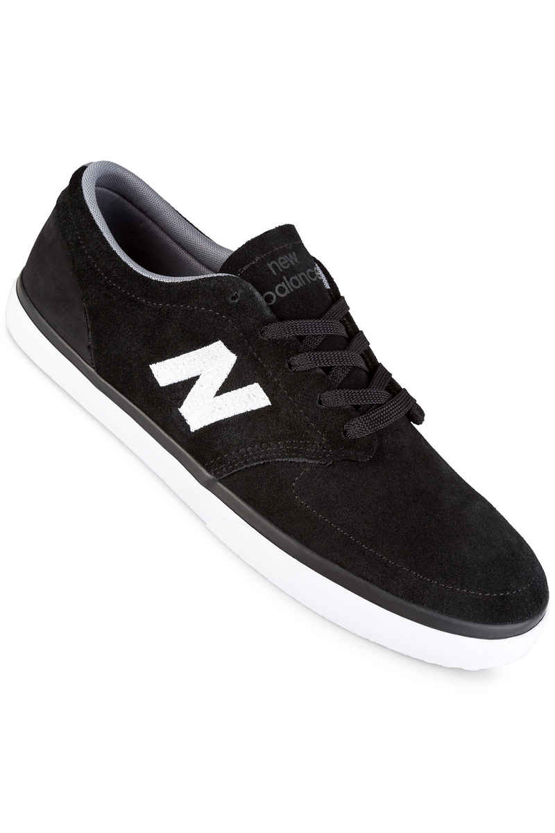 New Balance Numeric 345  Shoe (black white)