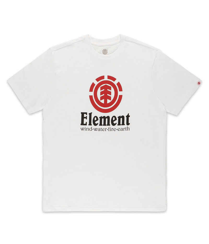 Element Vertical T-Shirt (optic white)