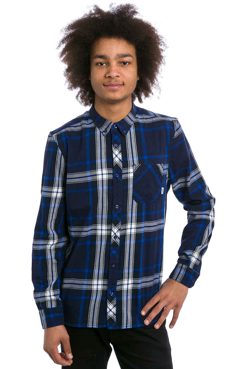 Element Buffalo Shirt (midnight blue)