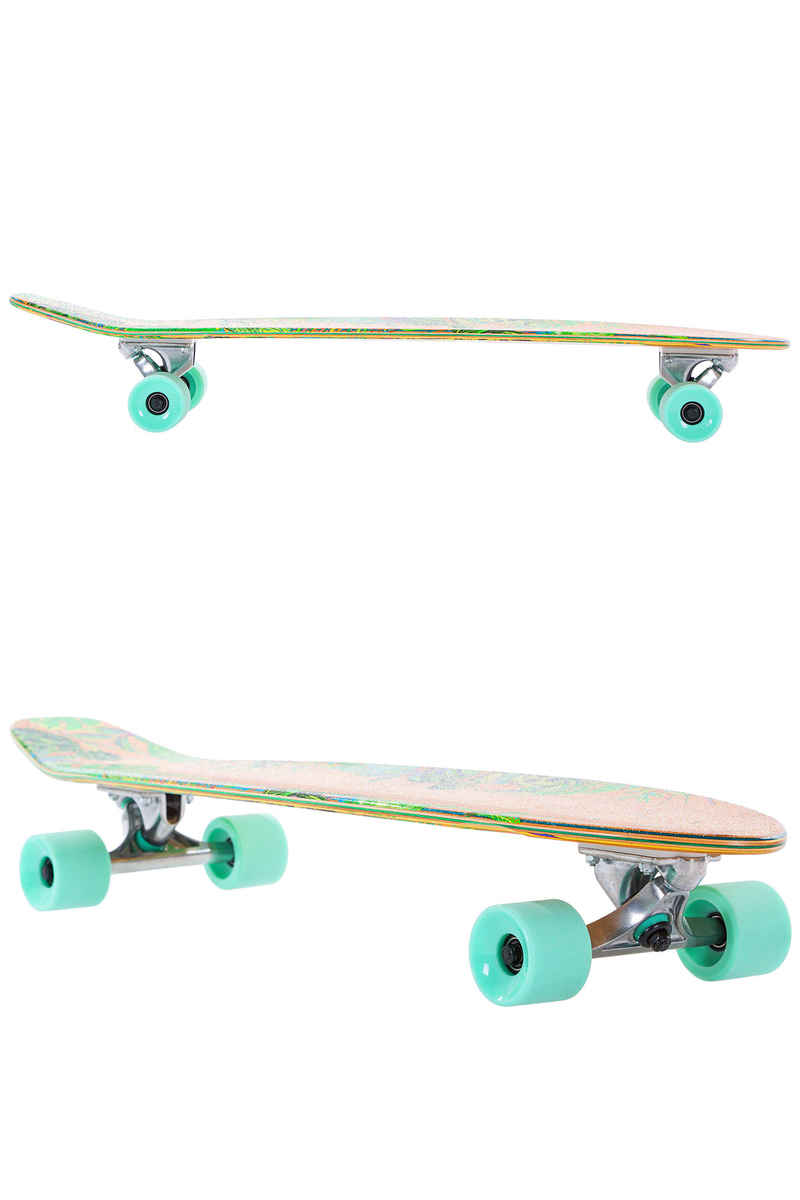"Globe The All Time Bamboo 35.875"" (91,1cm) Longboard-completo (prickly pear)"
