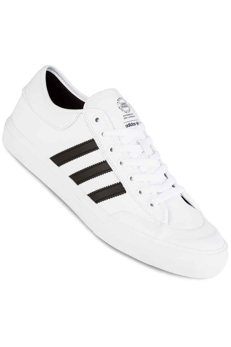 adidas Skateboarding Matchcourt Shoes (white core black gum)