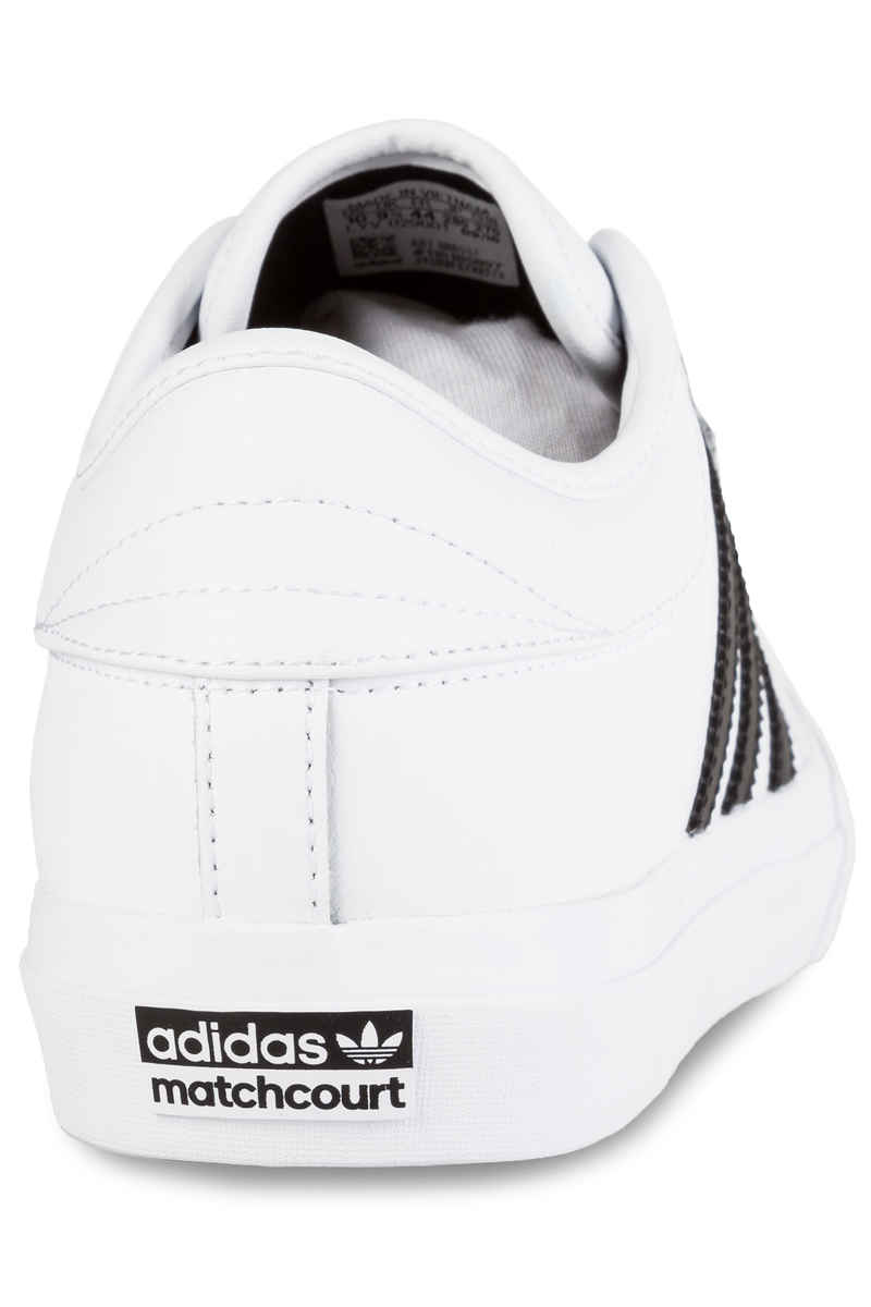 adidas Skateboarding Matchcourt Shoes (white core black gum)