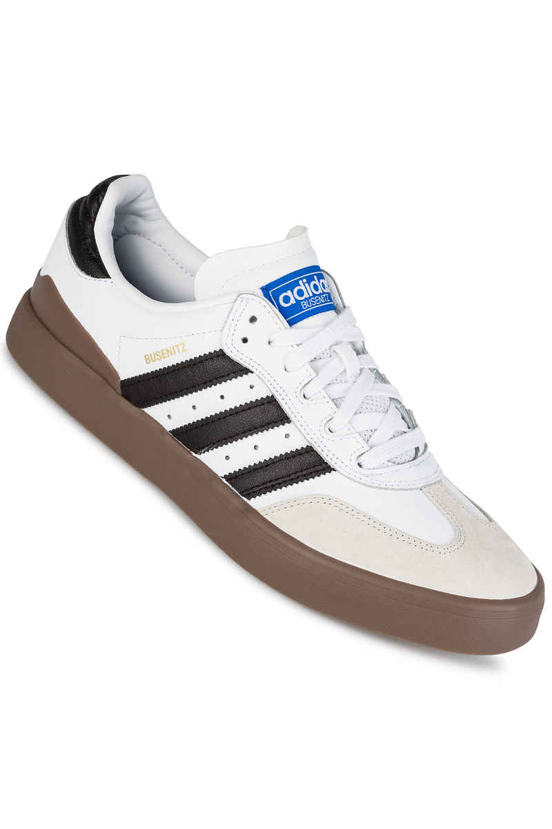 adidas Skateboarding Busenitz Vulc RX Shoes (white core black)