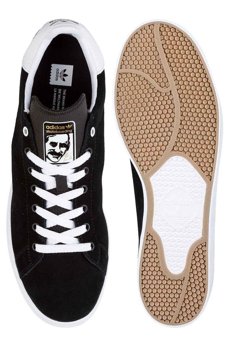 adidas Stan Smith Vulc Shoes (core black white)