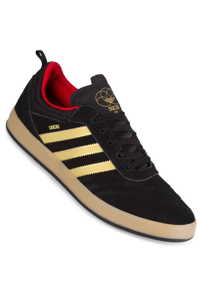 adidas Suciu ADV Shoe (core black gold gum)