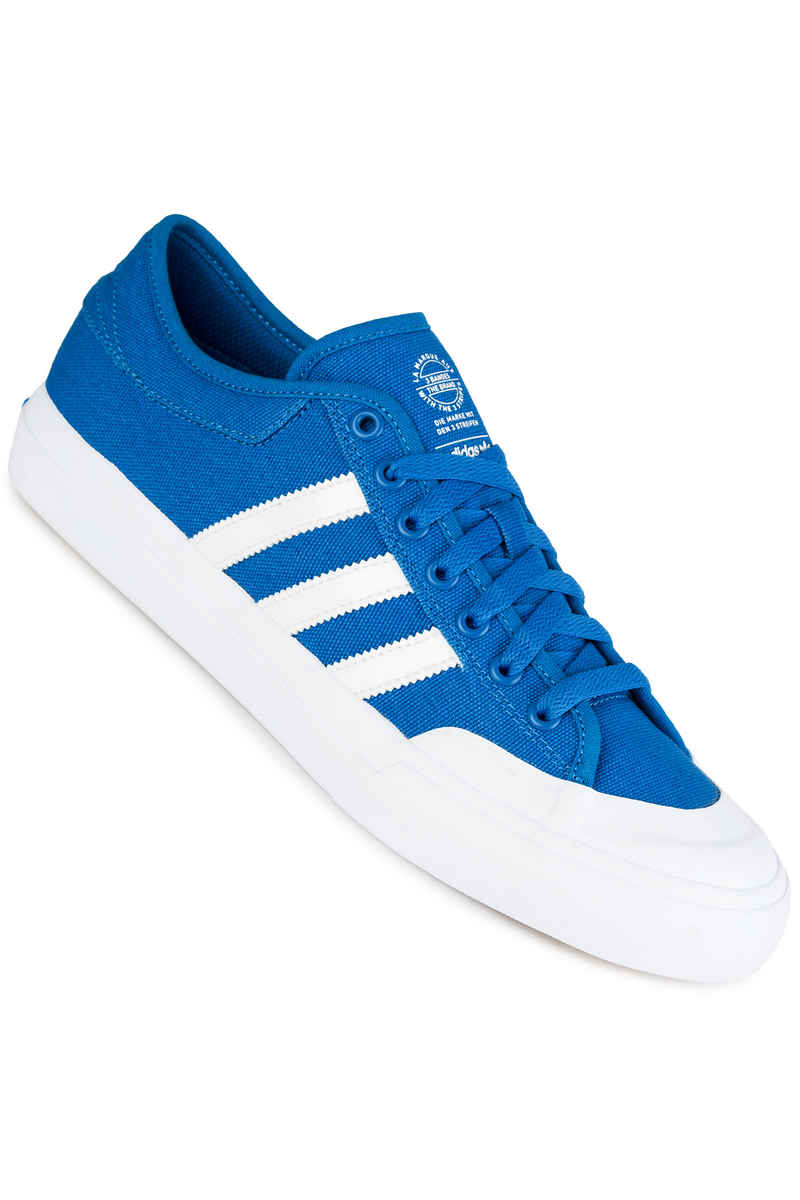 adidas Skateboarding Matchcourt Schuh (bluebird white gum)