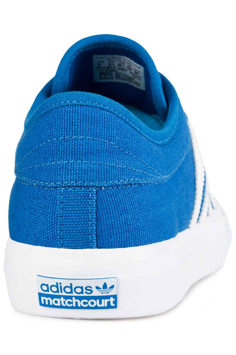 adidas Skateboarding Matchcourt Shoes (bluebird white gum)