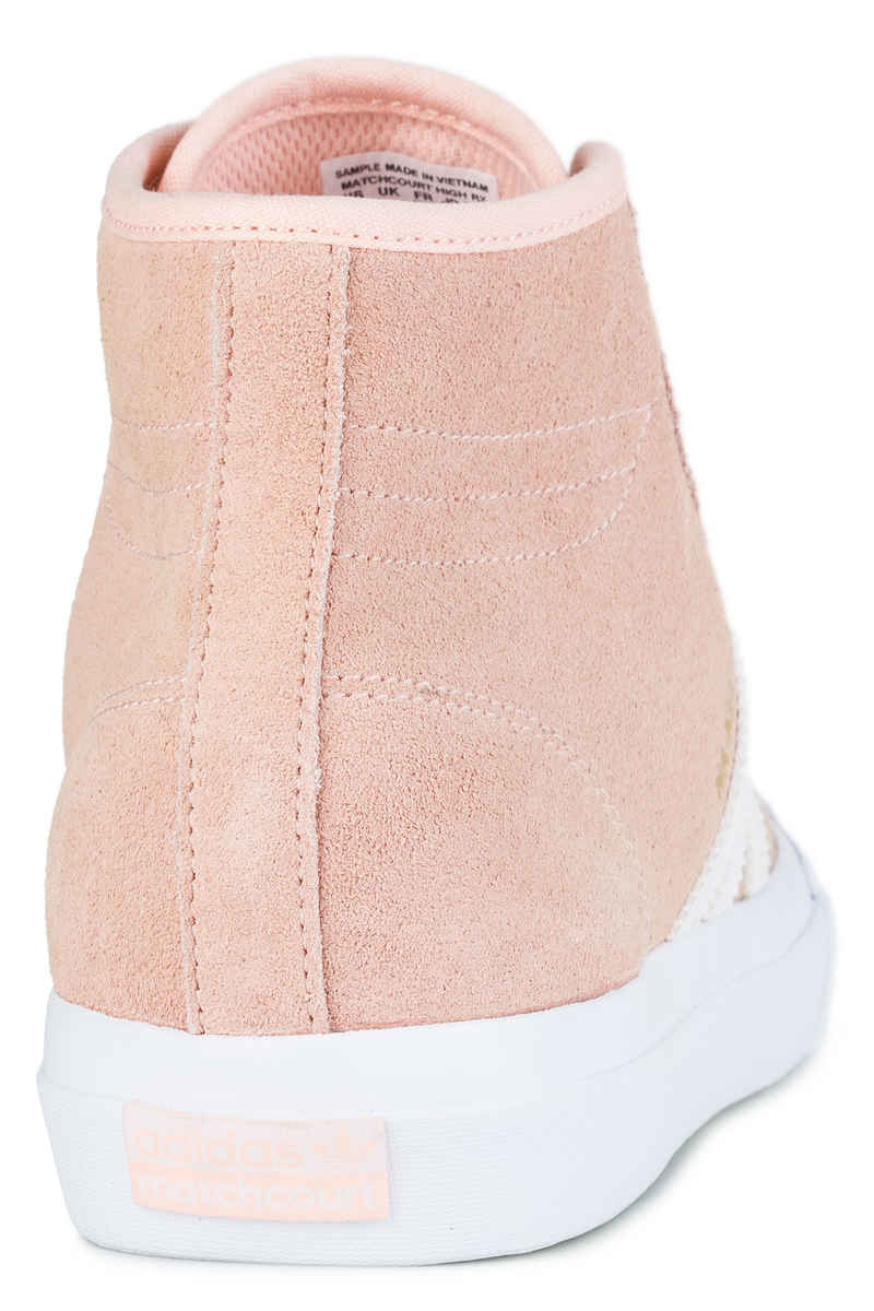 adidas Skateboarding Na-Kel Matchcourt High RX Schuh (haze coral white)