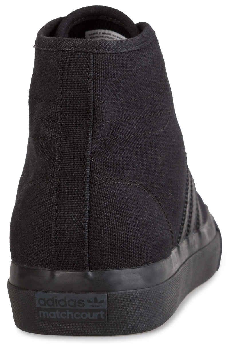 adidas Skateboarding Matchcourt High RX Shoes (core black)