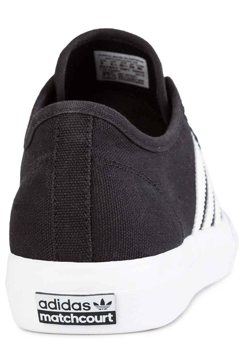 adidas Skateboarding Matchcourt RX Schuh (core black white)